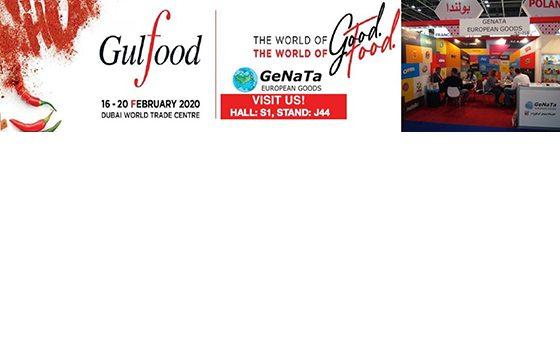 GENATA-16–20-02-2020-GULFOOD-Dubaj
