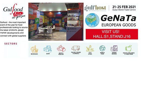 GENATA-21–25-02-2021-GULFOOD-Dubaj